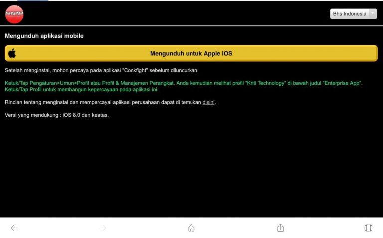 Cara Download s128 iPhone 1
